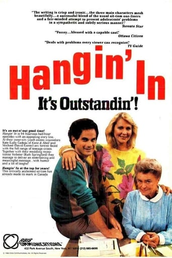 Poster of Hangin' In