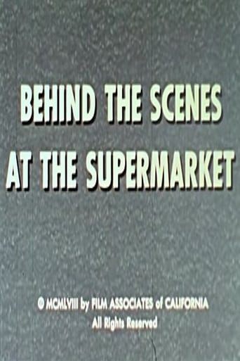 Behind the Scenes at the Supermarket (1958)