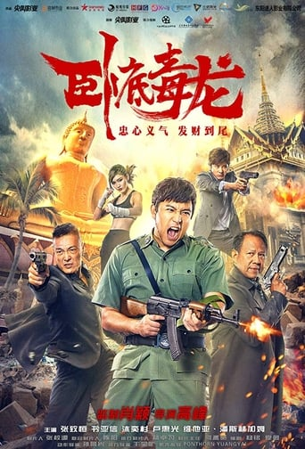 Poster of 臥底毒龍