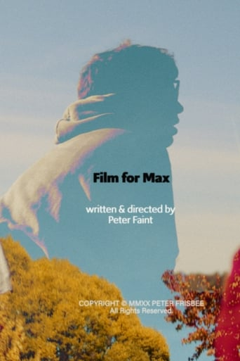 Poster of Film for Max