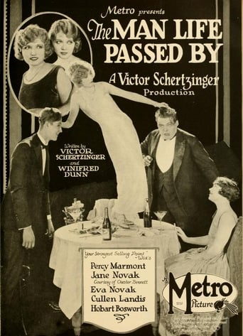 Poster of The Man Life Passed By