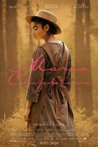 Poster of Maria Chapdelaine