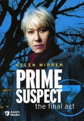 Poster of Prime Suspect: The Final Act