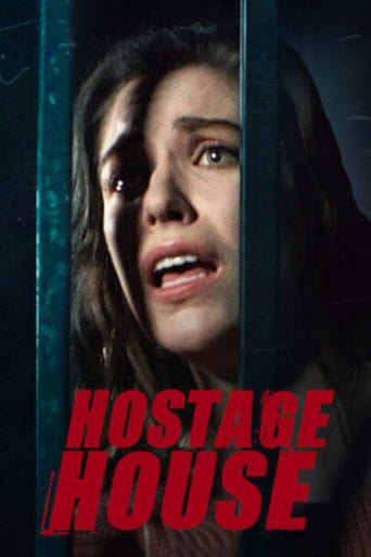 Poster Hostage House
