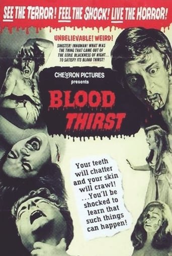Poster of Blood Thirst