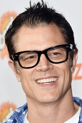 Johnny Knoxville alias Pastor John Henry Butler
