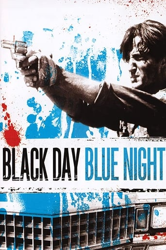 Poster of Black Day Blue Night