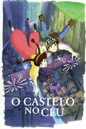 O Castelo no Céu - Poster