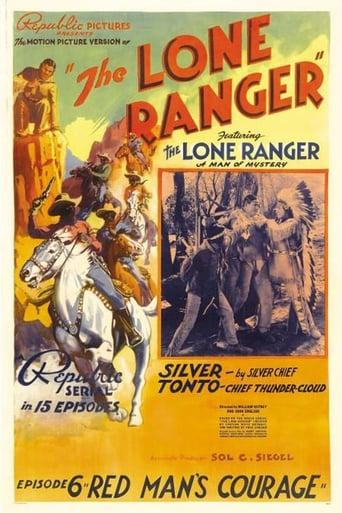The Lone Ranger image