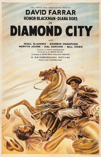 Poster of Diamond City