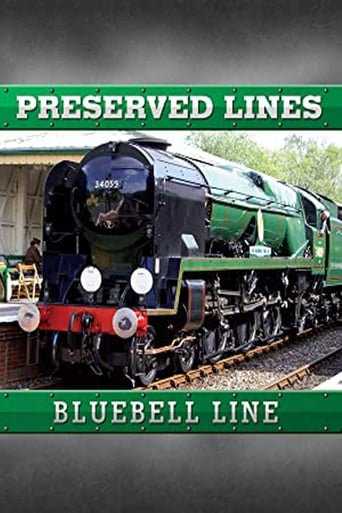 Preserved Lines: Bluebell Railway