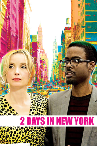 Poster of 2 jours à New York