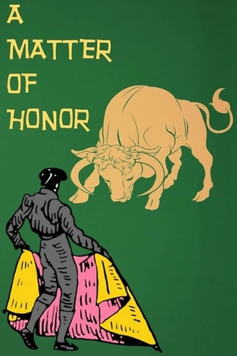 Poster of A Matter of Honor