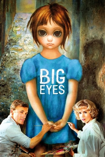 Poster of Big Eyes