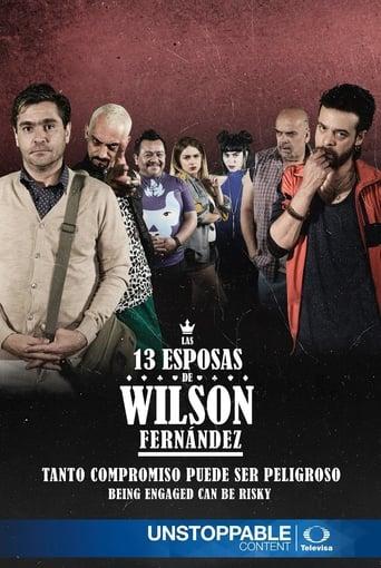 Poster of Las 13 Esposas de Wilson Fernández
