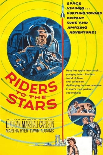 Poster of Riders to the Stars