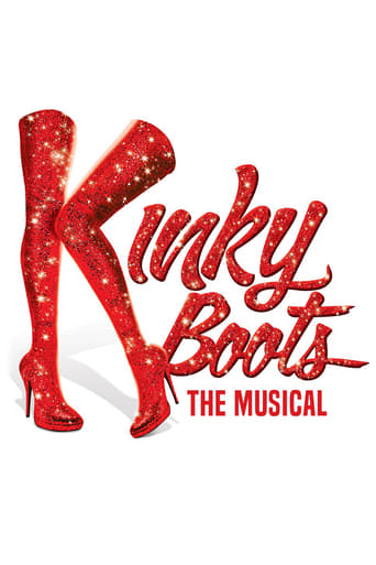 Kinky Boots: The Musical poster