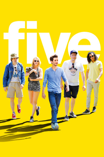 Poster of Five