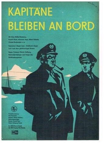 Poster of Kapitäne bleiben an Bord