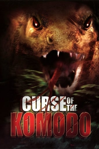 Poster of The Curse of the Komodo