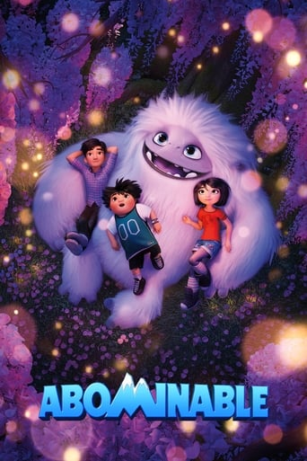 portada Abominable