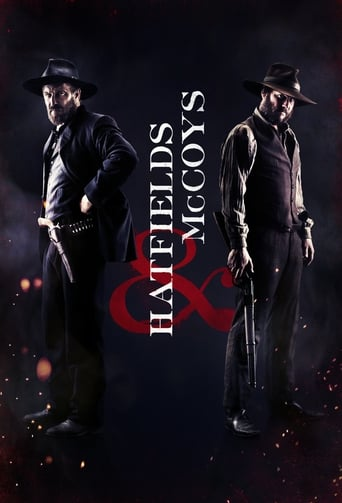Poster of Hatfields & McCoys