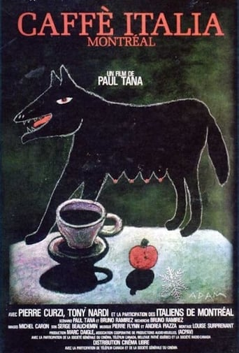 Poster of Caffe Italia Montréal