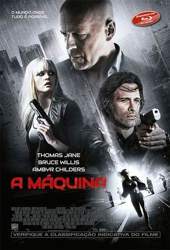 A Máquina - Poster