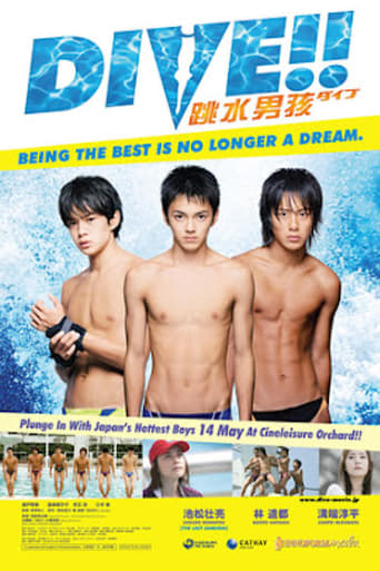 Dive!! Movie Poster