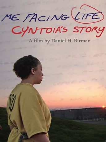 Poster of Me Facing Life: Cyntoia's Story