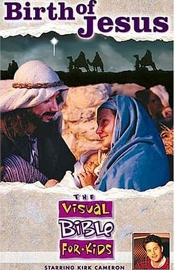 Poster of The Visual Bible For Kids - The Birth of Jesus