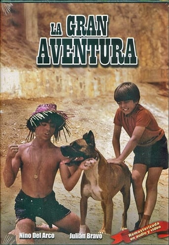 Poster of The Great Adventure
