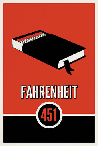 Poster of Fahrenheit 451