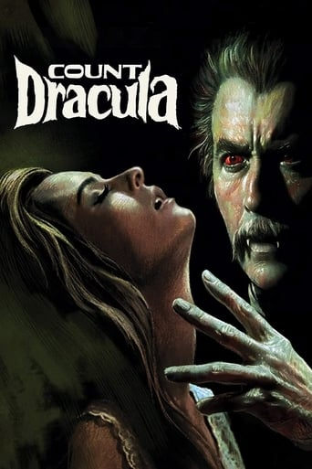 Poster Count Dracula
