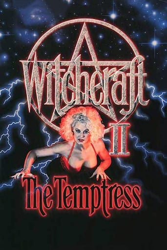 Poster of Witchcraft II: The Temptress