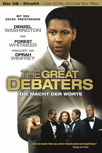 Poster of The Great Debaters