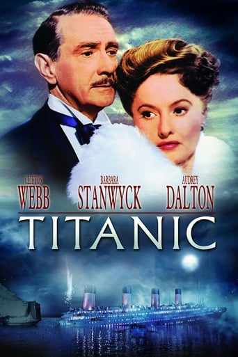 Náufragos do Titanic - Poster