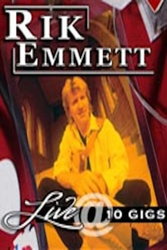 Rik Emmett - Live at 10 Gigs