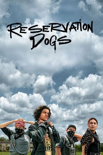 Poster Reservation Dogs