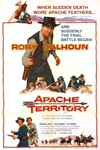 Poster of Apache Territory