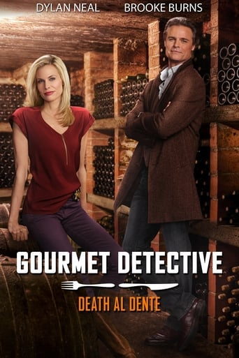 Poster of Death Al Dente: A Gourmet Detective Mystery