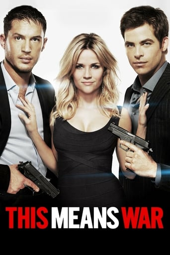 Poster of This Means War