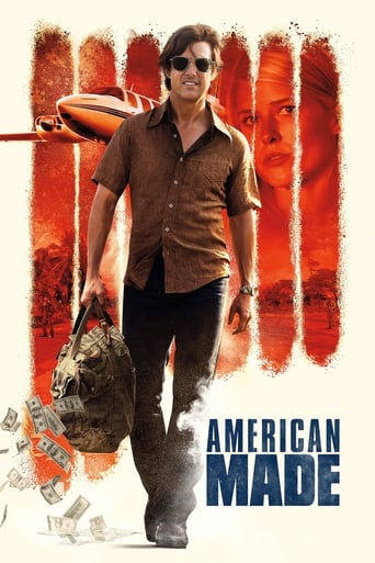 voir film Barry Seal : American Traffic  (American Made) streaming vf