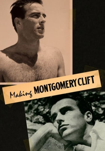 Poster of Making Montgomery Clift