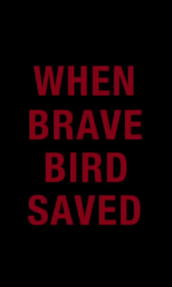 Poster of When Brave Bird Saved