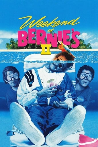 Poster of Weekend at Bernie's II
