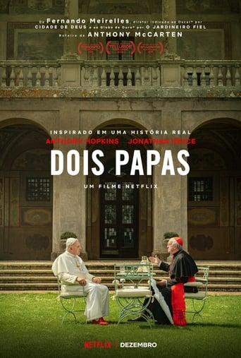 Dois Papas - Poster
