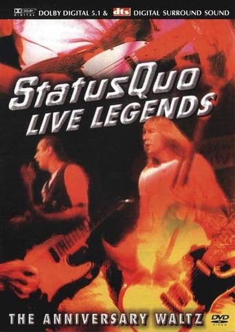 Poster of Status Quo - Live Legends