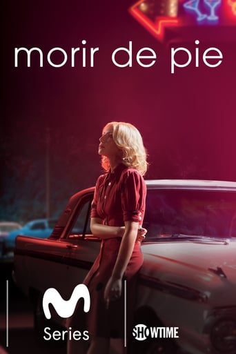 Poster of Morir de pie