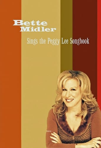 Poster of Bette Midler Sings the Peggy Lee Songbook